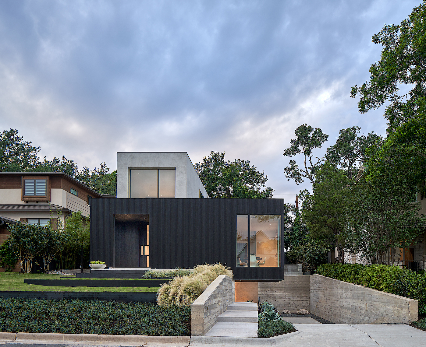 Dror Baldinger FAIA architectural photography in Austin, texas
