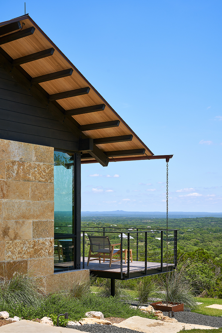 Hill country residence Dror Baldinger Photographer Lake Flato architects