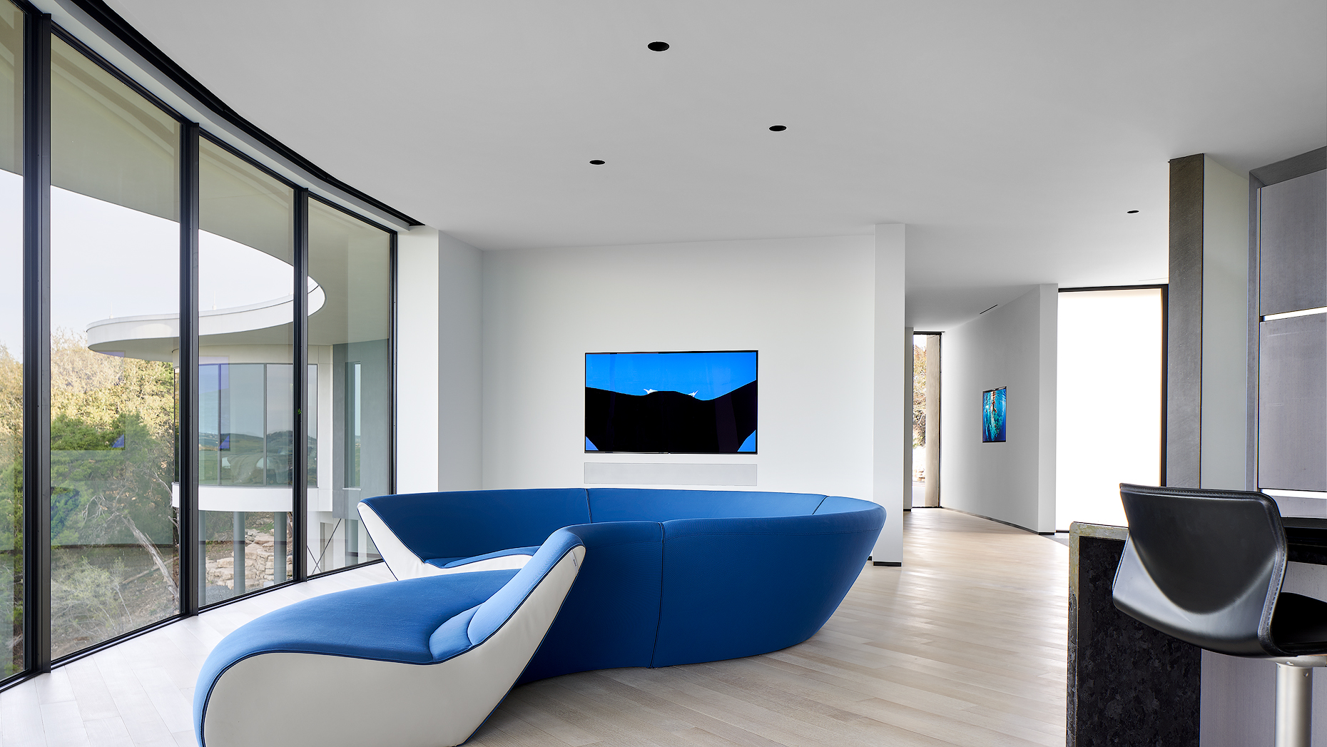 Dror Baldinger photography of residence in Austin in Texas