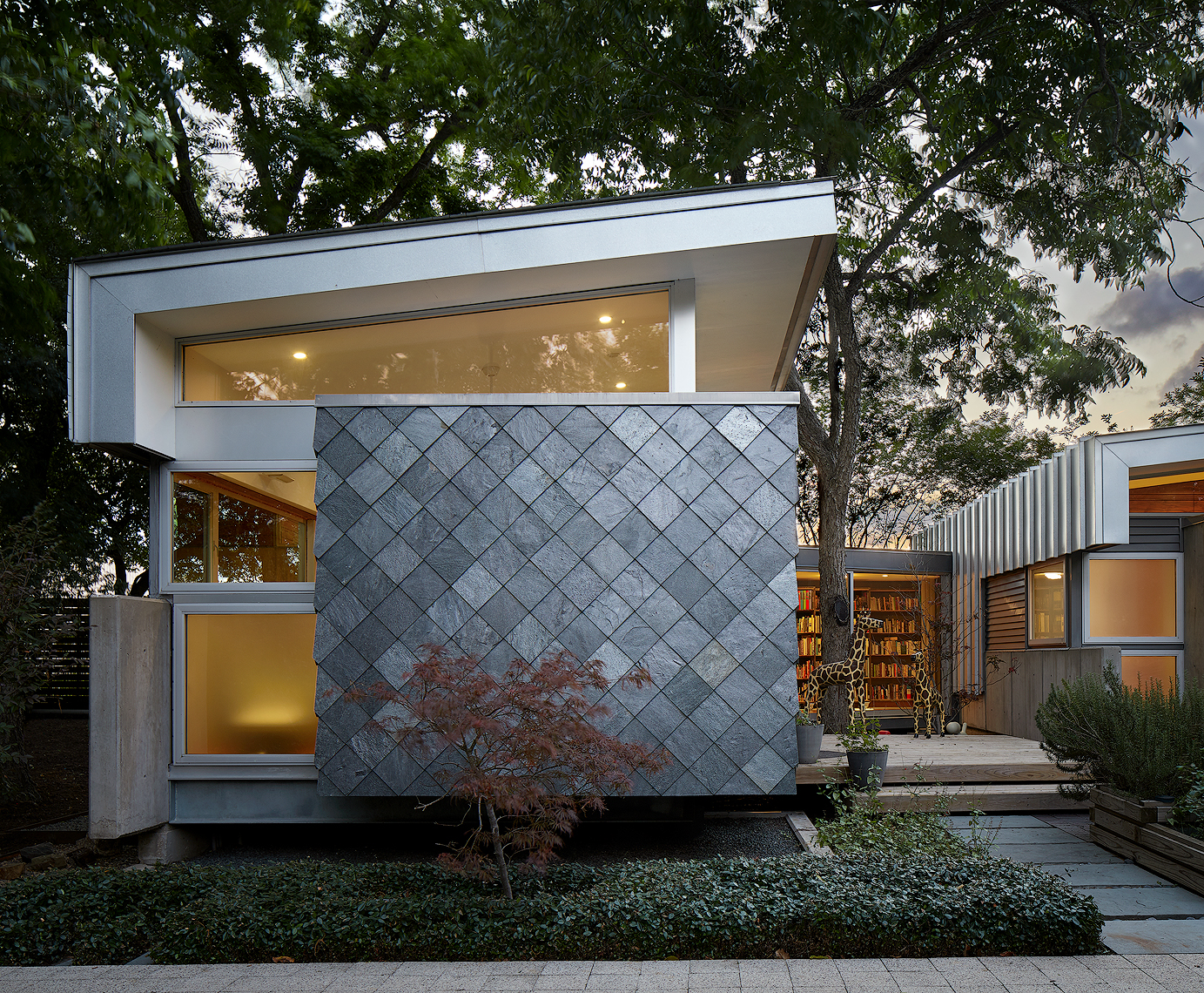 small house photography houston tx Dror Baldinger FAIA