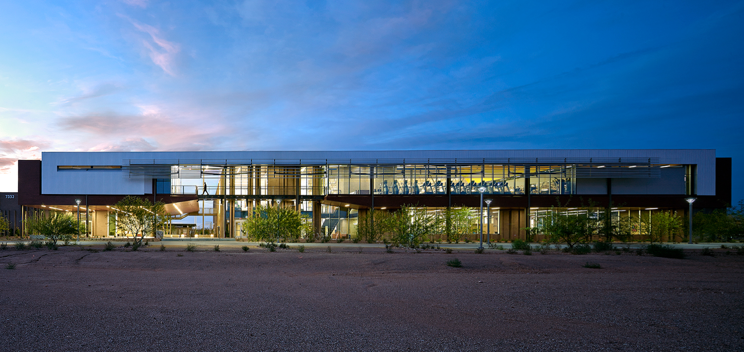 Dror Baldinger FAIA photography recreation center Arizona state university