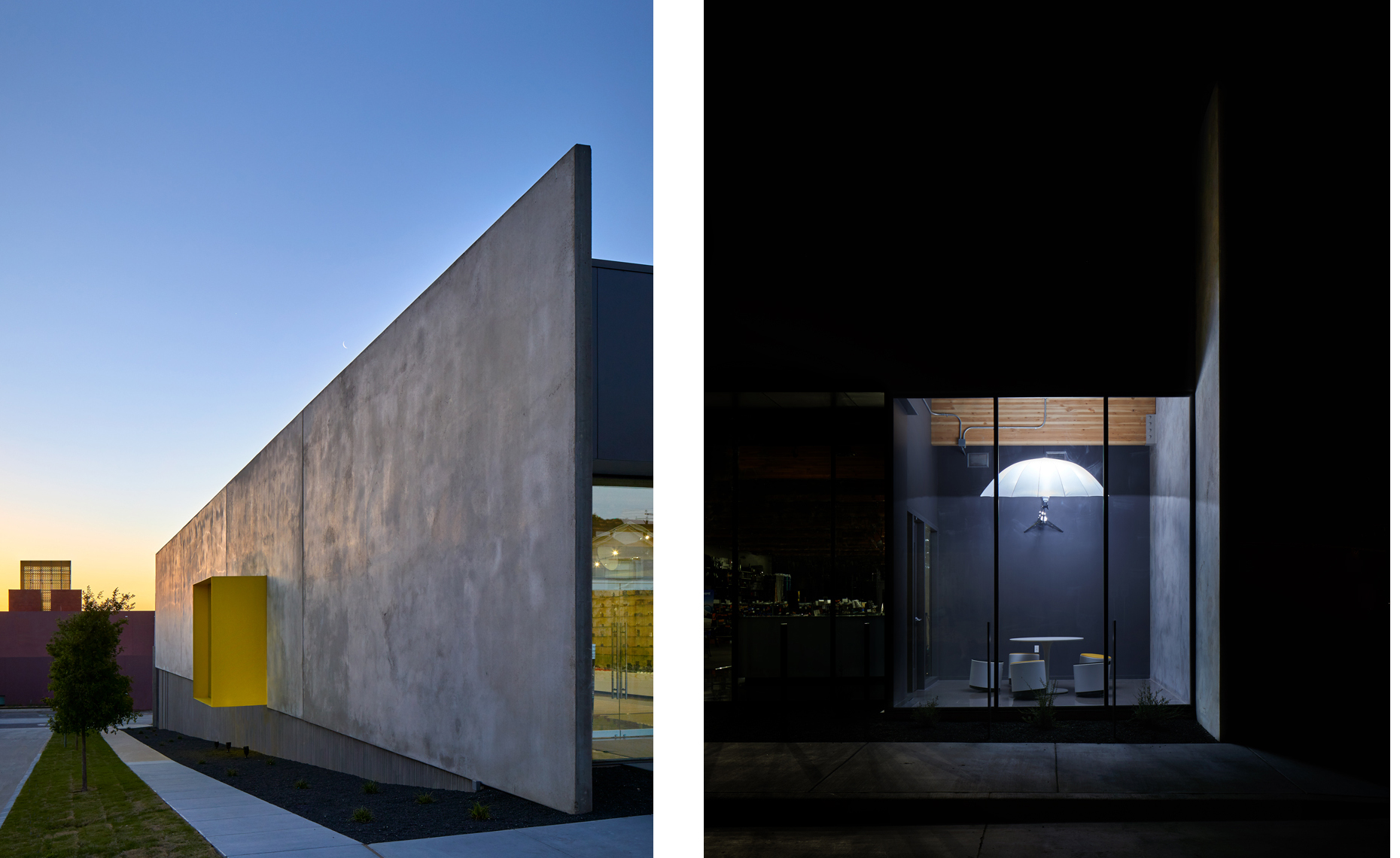 Dror Baldinger FAIA architectural photography Fort Worth Camera concrete glass
