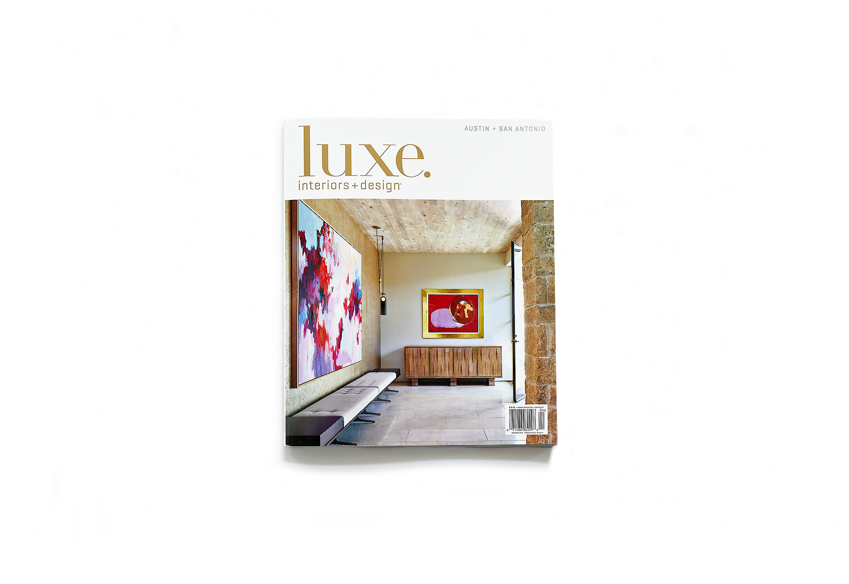 Luxe March CoverImage Dror Baldinger Photographer