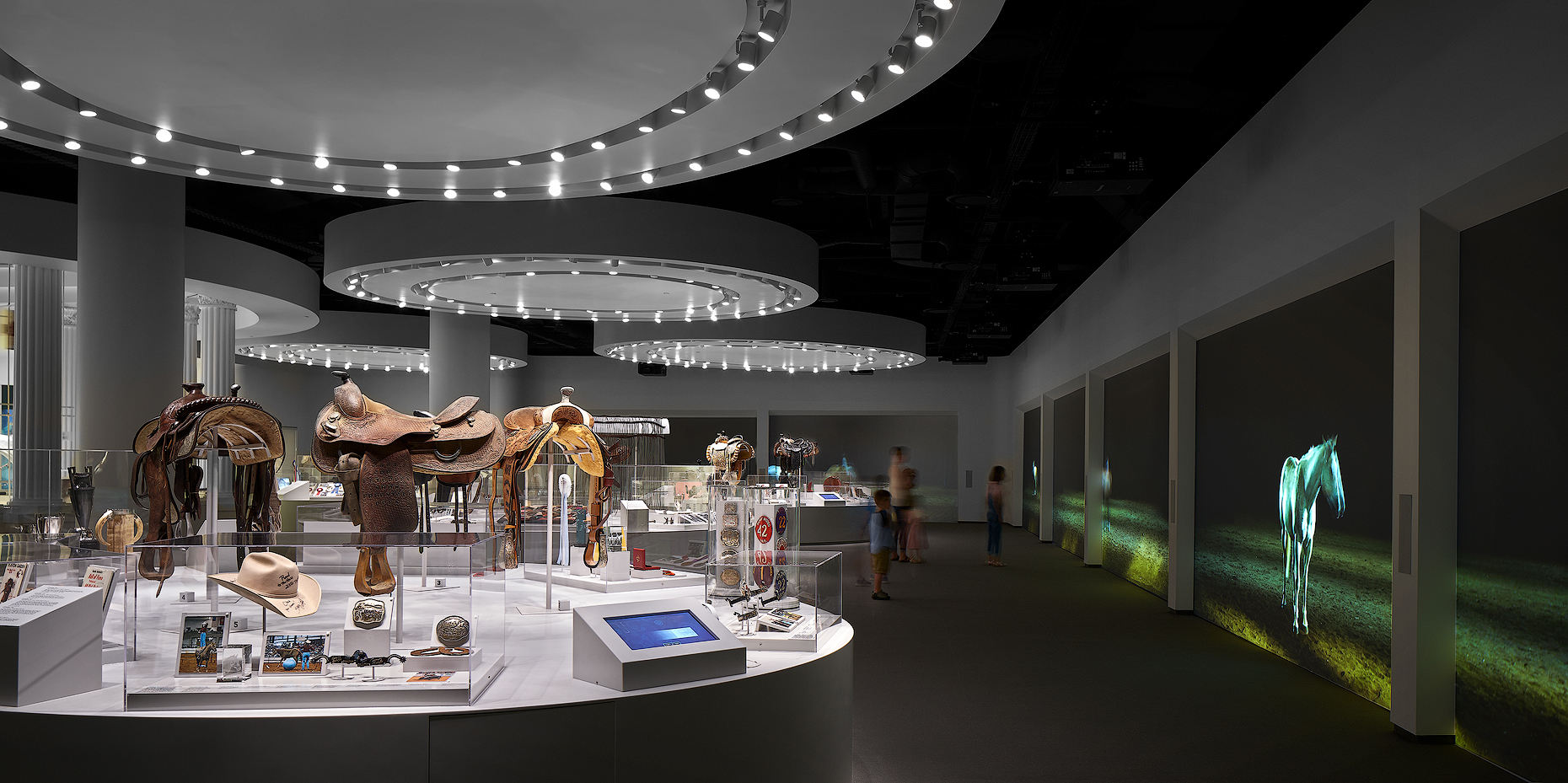 national cowgirl museum Fort Worth texas Dror Baldinger photography