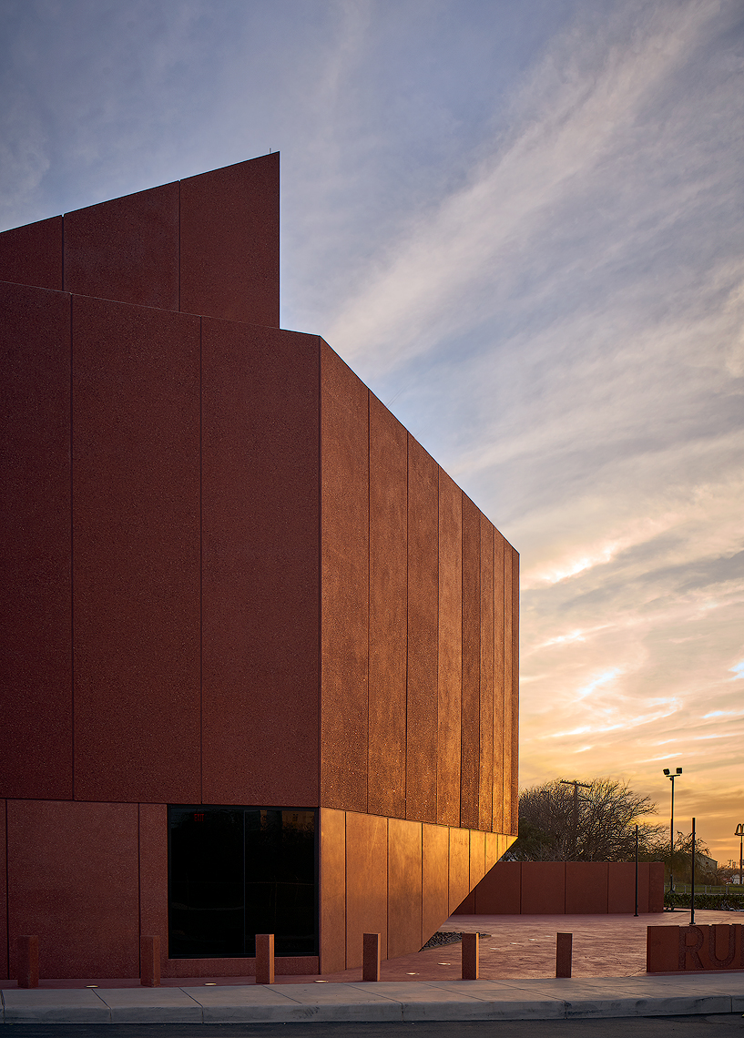 Adjaye Associates Ruby City photography Dror Baldinger