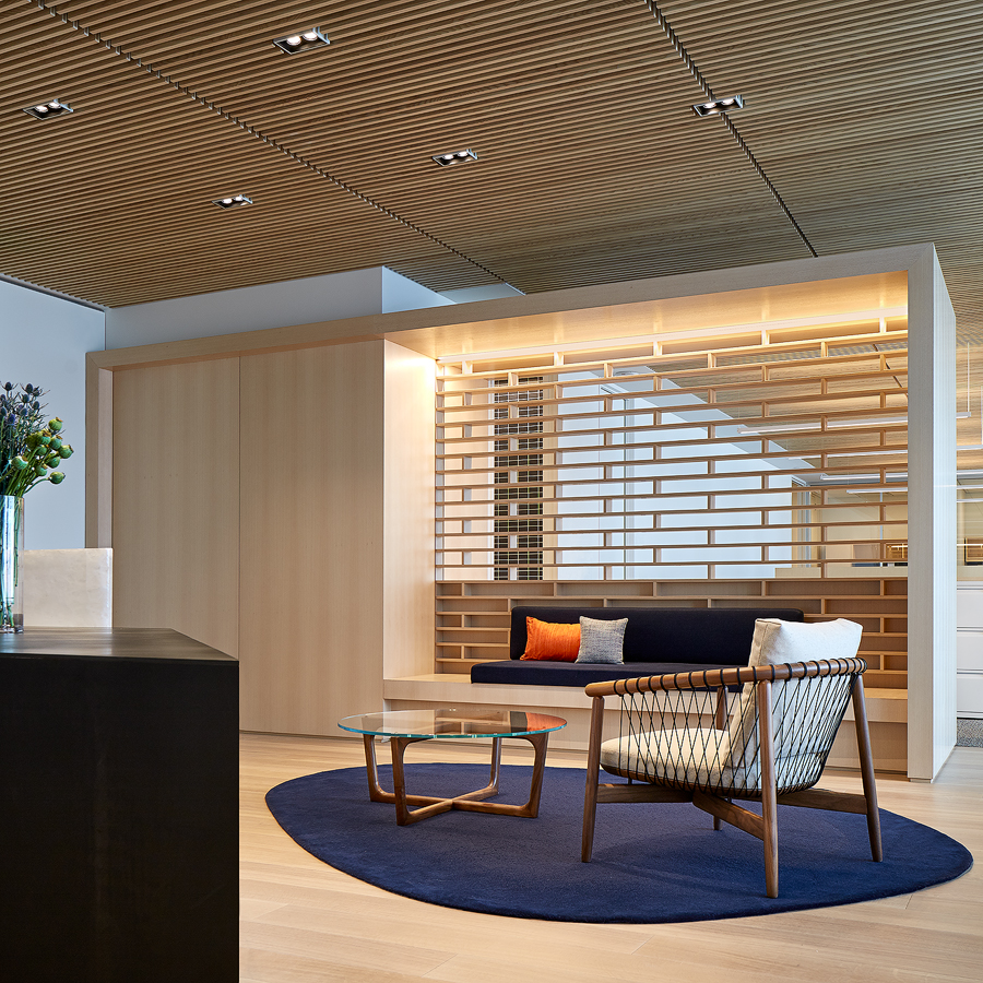 law firm in Austin TX Gensler design Dror Baldinger FAIA photography  contemporary wood  ceiling and floor