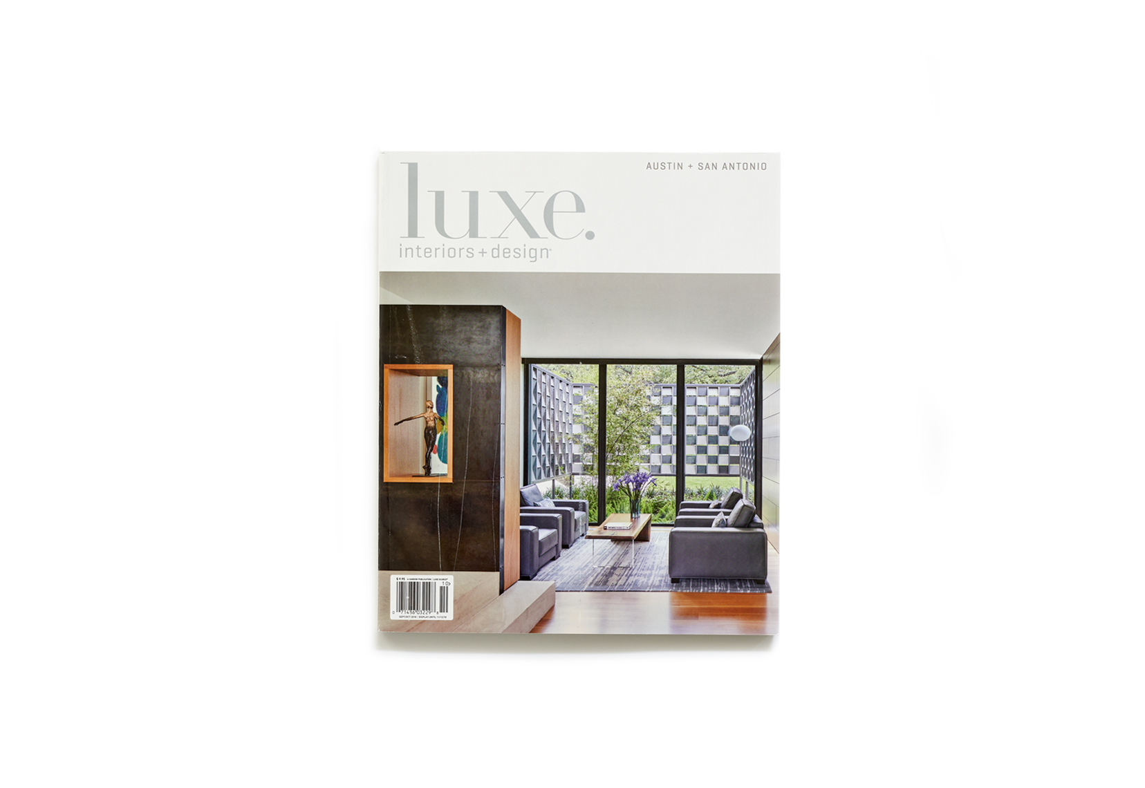 dror baldinger faia architectural photography luxe interiors design cover